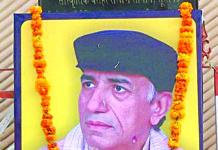 ex mla Gursharan Chhabra