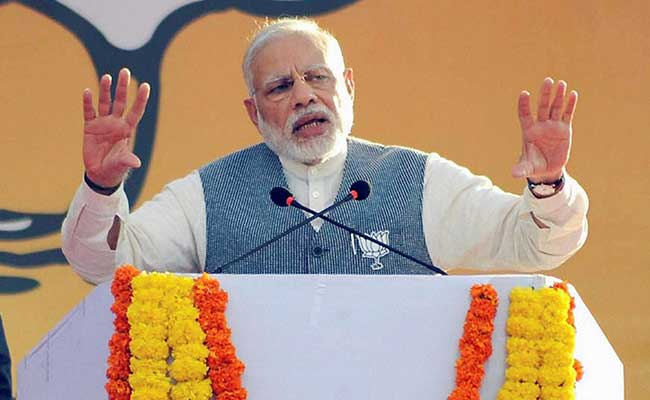 PM Said Ignore Opinion Polls Of UP Elections Result 2017