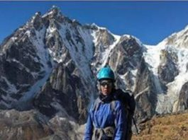 women on Everest
