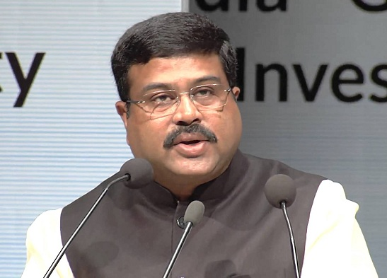 Dharmendra Pradhan will inaugurate road show for second phase of Indian strategic petroleum storage