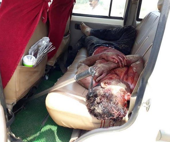 Villagers killed 7 people