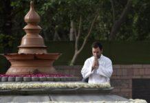 congress Rahul Gandhi said miss papa rajeev gandhi ex pm india Former Prime Minister Rajiv Gandhi's death anniversary