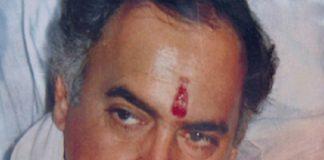 Rajiv gandhi was god of poor