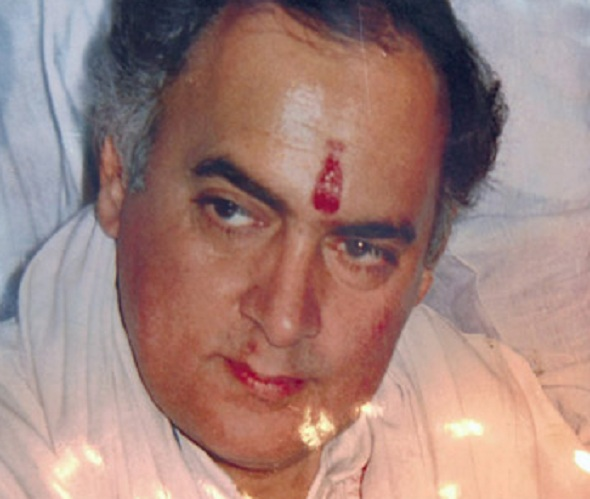 Rajiv gandhi was god of poor