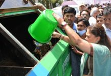 Rajasthan will be healthy only if clean: Chief Minister Raje-Kachra Separation Campaign Launched