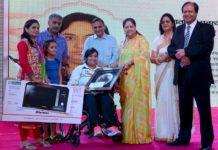 Women work hard for success- Vasundhara Raje cm Bhaskar Woman of the Year Award-2007