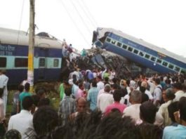 Utkal express rail accident: 23 people died due to negligence of railway