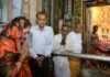 chief-minister-vasundhara-raje-worshiped-at-diggi-kalyan-ji-temple
