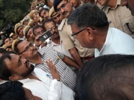 disaster-relief-minister-gulabchand-kataria-to-know-about-the-drowning-of-rohua-village