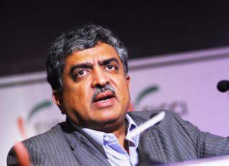ृInfosys, Chairman, Nandan Nilekani, Vishal Coin