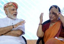 pm narendra modi-cm raje