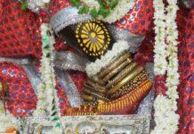 Lord Shrikrishna, Three Vigilance, Rajasthan, Sri Govind Devji, Shri Gopinath, Third Vigilance, Shri Madan Mohanji Karauli, Lord Sri Krishna, Praptra Brijnabha, Arjun, Patra Maharaj Parikshit, Jaipur Raja, Jaipur Rajpuriwar, Jaipur Royal Family, Lord Ram, Dynasty ,