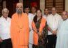 saint-kishan-muni-maharajs-meeting-with-chief-minister-vasundhara-raje