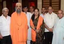 saint-kishan-muni-maharajs-meeting-with-chief-minister-vasundhara-raje