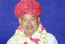 rajasthan-khadi-board-chairman-shambhu-dayal-barjurger-dies-saving-the-bhairon-singh-government