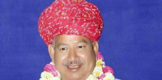 rajasthan-khadi-board-chairman-shambhu-dayal-barjurger-dies-saving-the-bhairon-singh-government