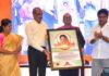 Raje got Best Chief Minister Year scotch award