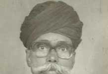 Senior journalist Sawai Singh