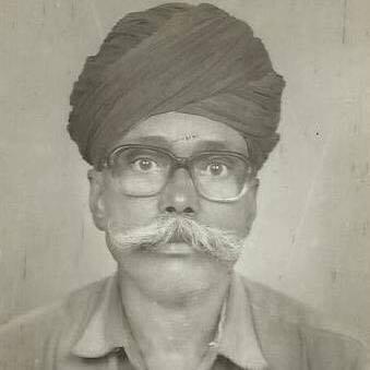 Senior journalist Sawai Singh
