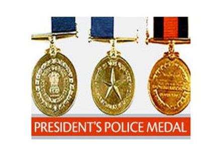 CDTS Jaipur-Deputy Superintendent of Police Ranvir Singh - Police Medal