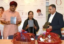 Chief Minister launches olive-prepared olive-tea plant Rajasthan