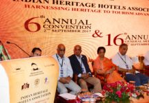 Indian Heritage Hotels Association- (IHHA) - Conference - Vasundhara Raje