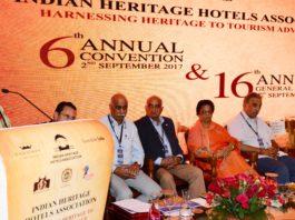 Indian Heritage Hotels Association- (IHHA) - Conference - Vasundhara Raje