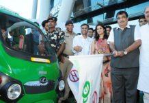 E-rickshaw - 'smart e'