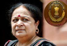 Environment Minister Jayanthi Natarajan - CBI raids
