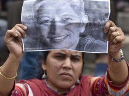 Senior journalist Gauri Lankesh murder