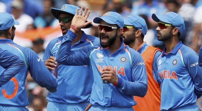 Indain Cricket Team