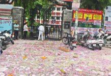 डीयूएसयू चुनावों में एनएसयूई ने एबीवीपी को किया साफ