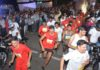 Closing of Jaipur by Night from Unique Night Marathon