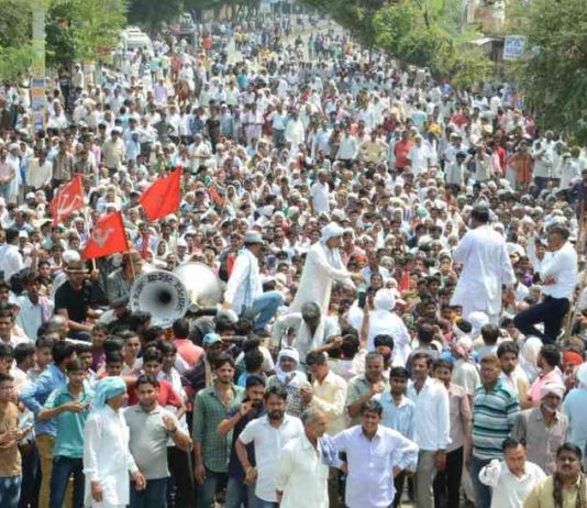 11 farmers' agitation ends after demands