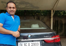 Sehwag asks Sachin to gift expensive car
