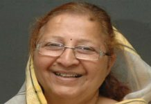 Sumitra Mahajan inaugurated the 'New Bharat Nirman Sankalp' Exhibition-cum-Seminar