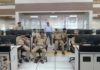 Team of 13 IPS officers of six states conducted Abhay Command Center