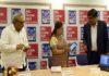 Chief Minister releases Rajiv Maharishi's book