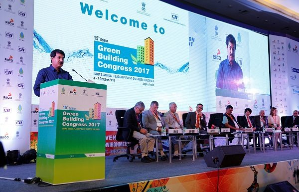 Rajasthan government will cooperate with CII-IGBC in promoting Green Building Movement in India