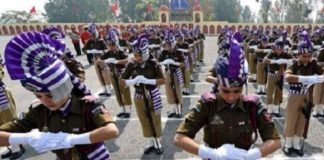 Police Smriti Day -protection- country-jawans sacrificed