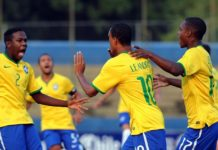 Brazil finished third with a 2-0 defeat to Mali