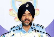Air Force: Chief Air Marshal BS Dhanah is ready on extremely short notice