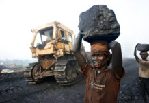 Coal secretary blames power plants for coal reserves