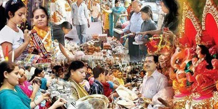 The money spent on Dhanteras, the purchase of billions of rupees across the country, is considered auspicious and fruitful on Dhanteras.