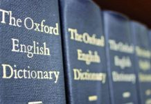 Oxford Dictionary contains 70 new Indian words of Hindi, Urdu, Tamil, Telugu, and Gujarati