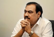 Only those who worked hard for BJP were kept away from power: Khadse