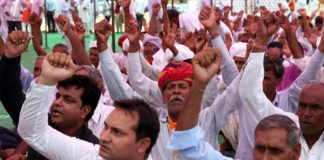 A subsidy of Rs 38 thousand crore given to farmers in Rajasthan
