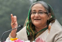 11 people attempting to kill Hasina of Bangladesh, twenty years in prison