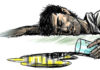 Four people died after drinking poisonous liquor