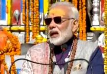 Modi unveils framework for Kedarnath's grand and divine reconstruction